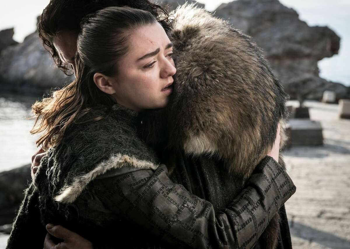 What is west of Westeros for Arya Stark? The younger Stark daughter, as fits her personality decided to leave her home country in search of new lands. But nobody, outside of maybe George R.R. Martin himself, is quite sure what is west of Westeros.