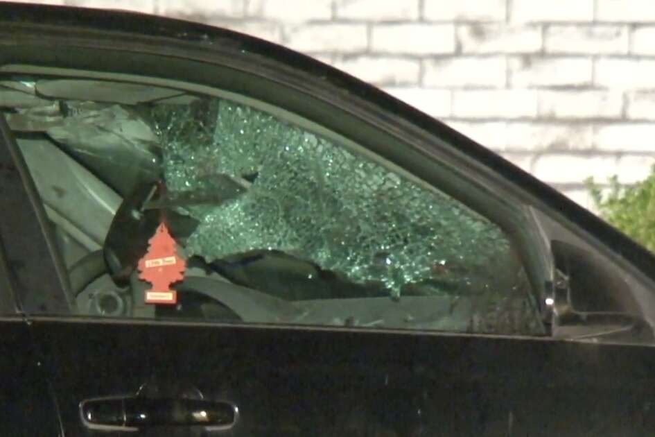 A man was killed late Sunday, May 19, after a hit-and-run at Interstate 45 and West Mount Houston. Police were working to find the identity of the driver overnight.