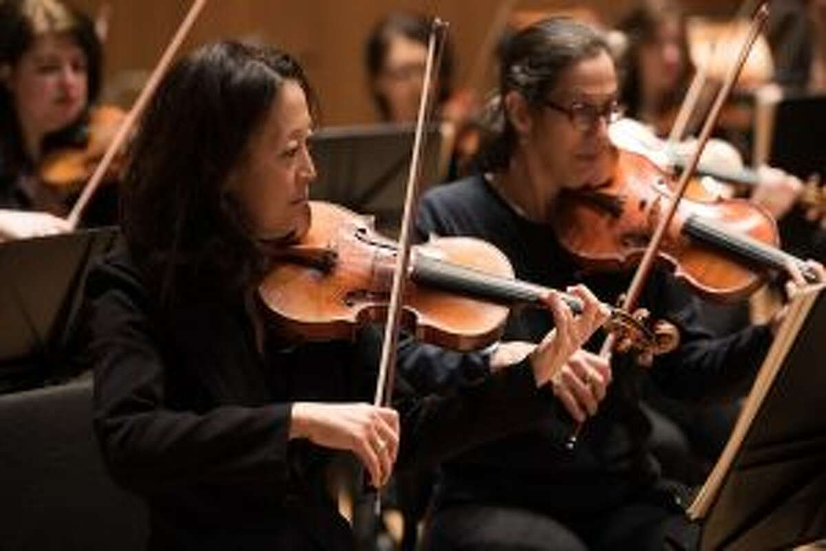 The Stamford Symphony presents Oscar Comes to the Symphony on Jan. 19 at the Stamford Palace. - David Sussan photo