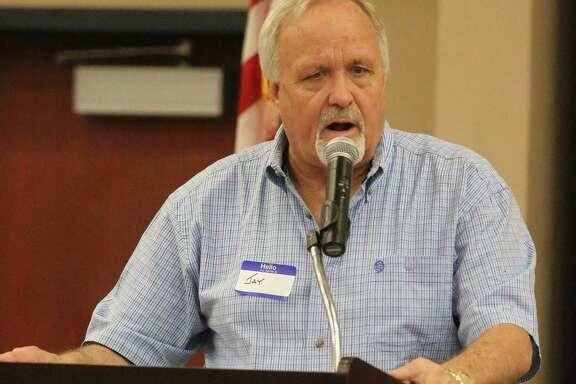County Judge Jay Knight