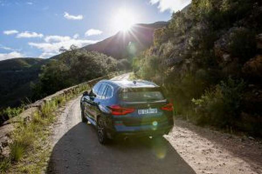 The 2018 BMW X3 M40i is equipped with a 355-horsepower inline 6-cylinder engine. — Courtesy of BMW Press Club Global