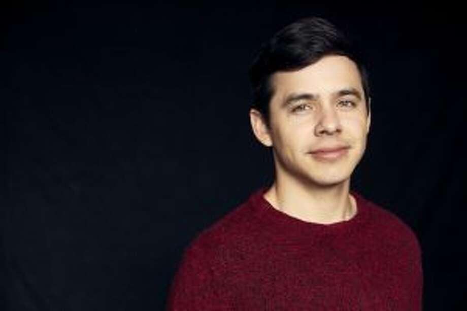 David Archuleta will perform at the Fairfield Theatre Company on Dec. 18.— Robby Klein photo