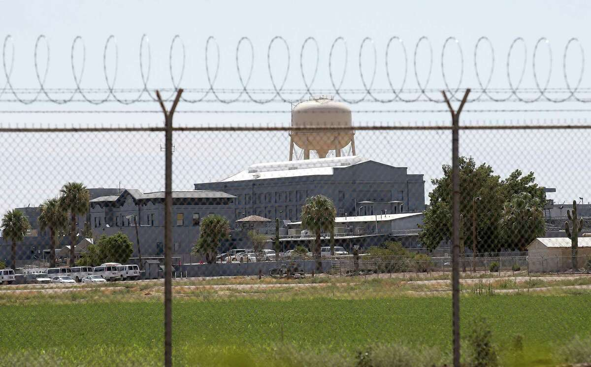 A state prison in Florence, Ariz. Connecticut ranks 49th in the country (second only to Arkansas) in affordability for a phone call from prison.