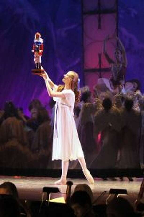 The Danbury Music Centre's production of The Nutcracker runs Dec. 7-9.