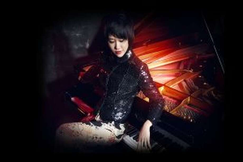 Yuja Wang will perform in the Greater Bridgeport Symphony's concert All of You on the Good Earth at The Klein on Dec. 8.