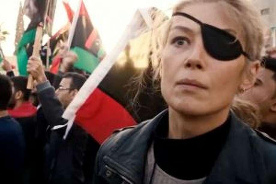"""Rosamund Pike stars in """"A Private War."""""""