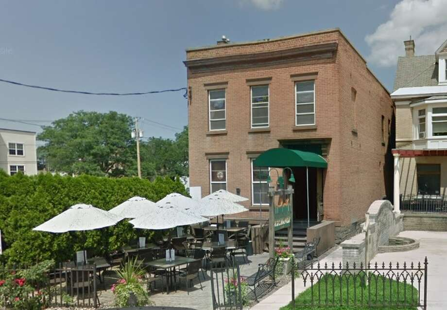 Manhattan Exchange, a fixture on the strip near Union College in Schenectady for more than 30 years, will close after business on May 26, 2019, according to a Facebook note from owner Deb Lamalfa.  Photo: Google Maps