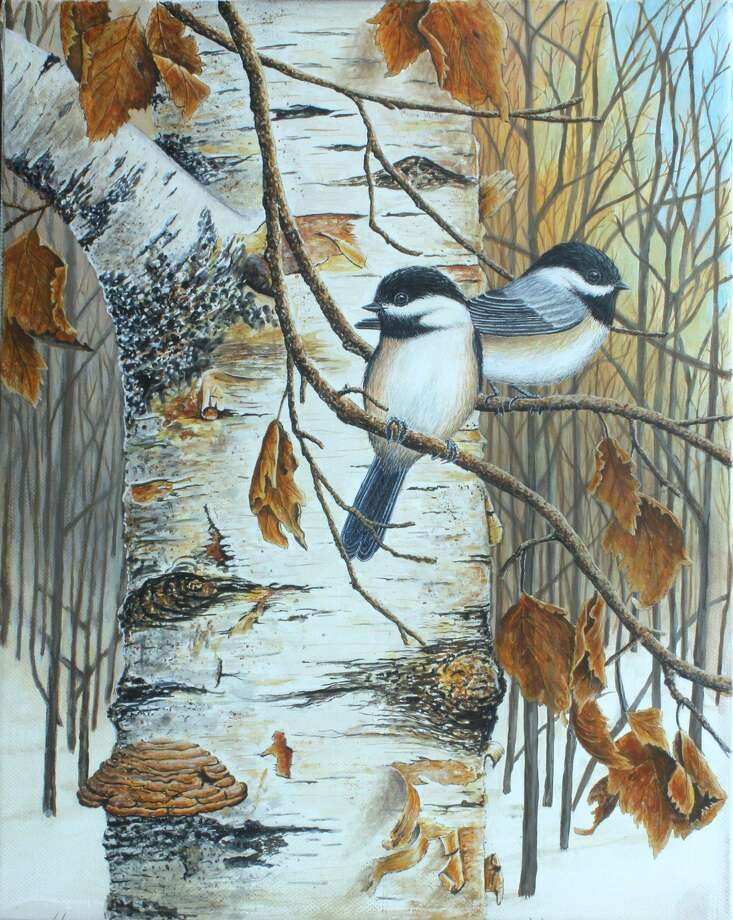 """Back to Nature,"" an art show featuring the work of Bill Lutkus, will be at the Crescent Gallery, 158 Main St. Thomaston, running through June 26. A reception to meet the artist will be held Sunday, June 2, 2-5 p.m. The public is welcome and light refreshments will be shared. Lutkus is a self-taught artist from Watertown. His paintings are primarily acrylic and others in watercolor. He also enjoys photography and wood carving. Lutkus is a retired engineer and worked for more than 30 years in the aerospace fastener industry. He also operates his own business, Quality Signs, which he still runs today. The show also has works by fellow painters, The Ten-2-One Artists. For more information, visit www.ten-2-oneartists.com or www.facebook.com/CrescentGallery Photo: Contributed Photo"