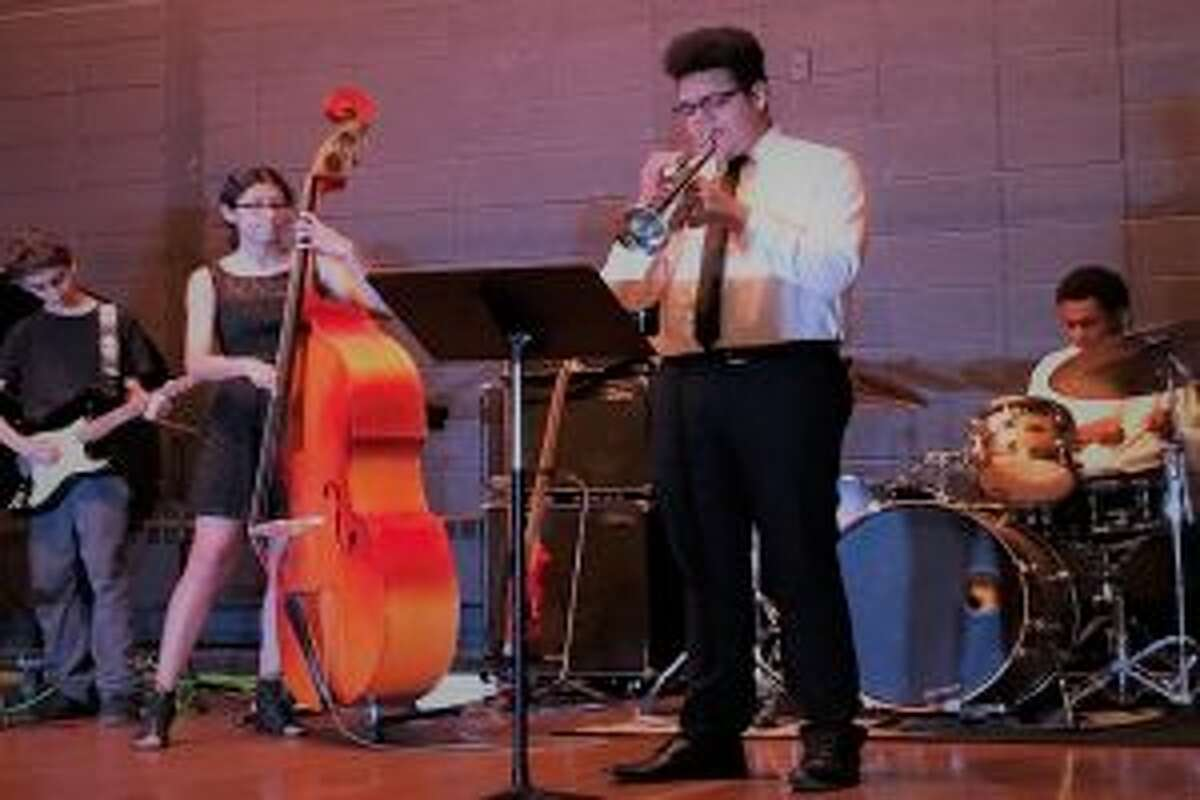 NSFC Conservatory Jazz Ensemble.