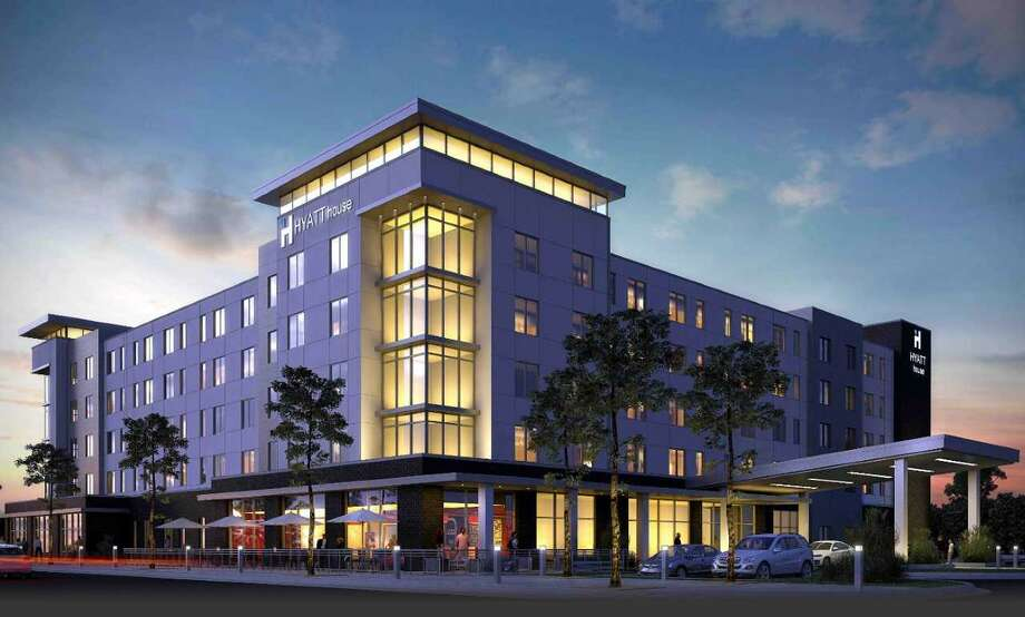 am Moon Group has lined up financing for the development of the 148-room Hyatt House Metropark Shenandoah/The Woodlands. Opening is planned in November 2020. Photo: Courtesy Photo / Courtesy Photo