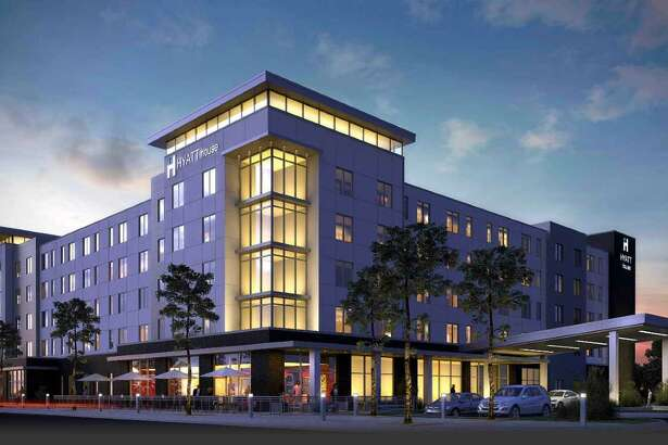 The Sam Moon Group announced that construction has officially begun on the Hyatt House at Metropark Square in Shenandoah. It is slated to open November of next year.