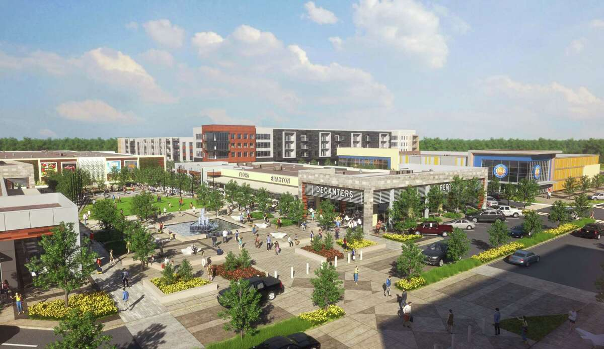 Shenandoah's new Metropark Square development, owned by Sam Moon Group, shoots for a 2020 completion. The multi-use development will offer entertainment, residential, restaurant and retail amenities.