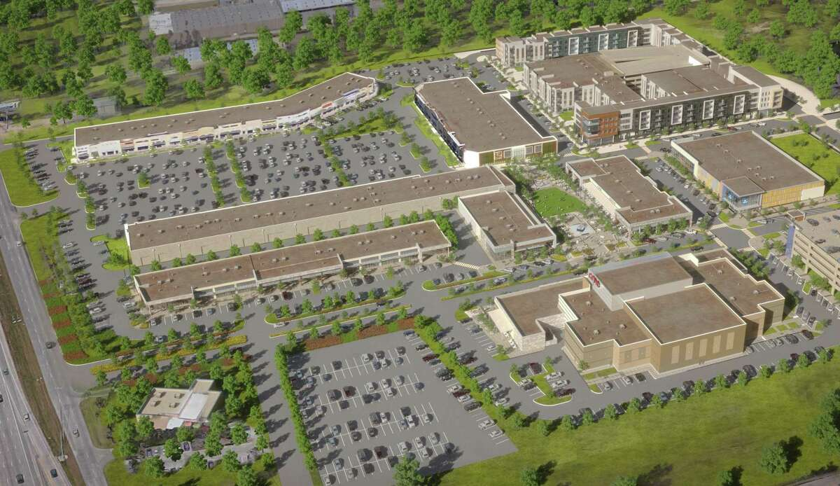 Digital rendering of Shenandoah's new Metropark Square development, owned by Sam Moon Group. The multi-use development, set to be completed in 2020, will offer entertainment, residential, restaurant and retail amenities.