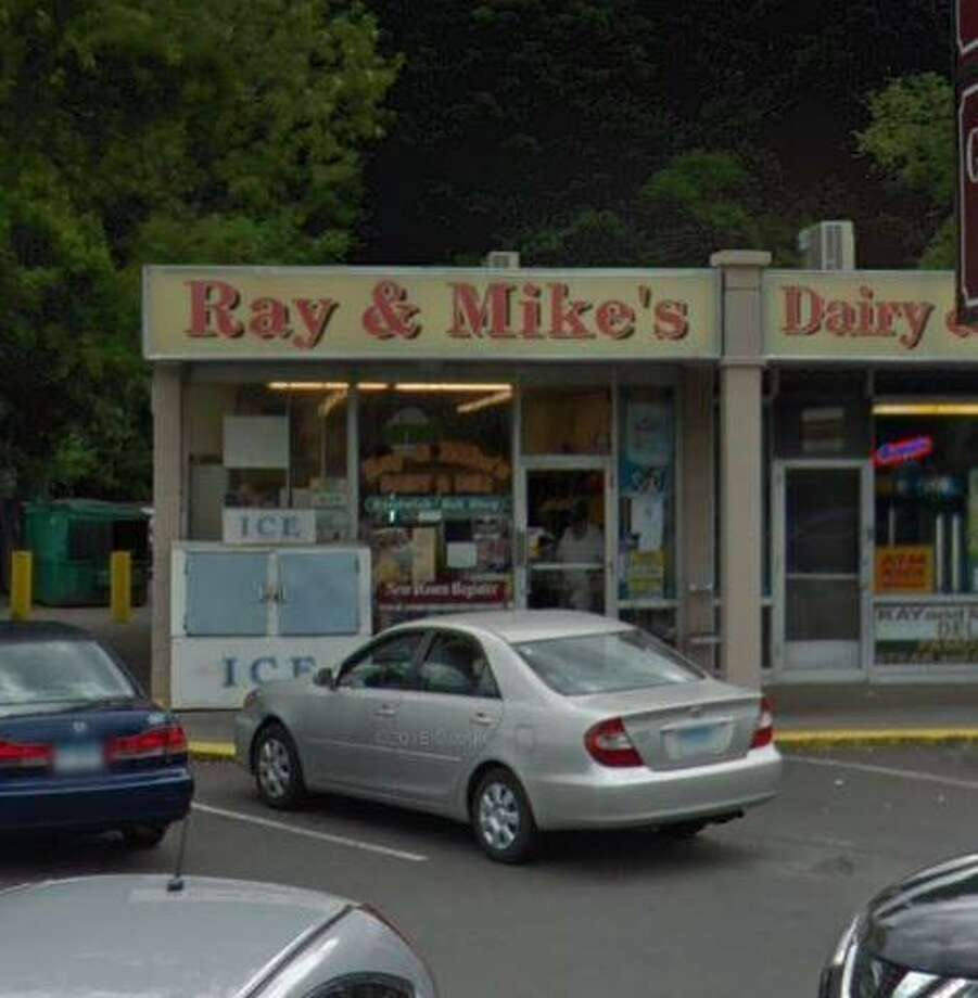 Ray & Mike's Deli on Whitney Avenue in Hamden. Photo: Google Maps