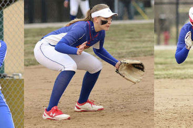 With an elite ability to hit, field and run, Roxana senior Abi Stahlhut completed her prep softball career with the Shells with some eye-popping numbers while overcoming injuries and opposing coaches' reluctance to pitch to her. Next up for Stahlhut is college softball at Indiana.