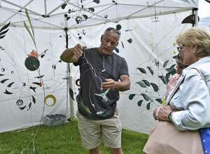 """""""Art at Ives"""" returns to Ives Concert Park in Danbury, June 1 and 2."""