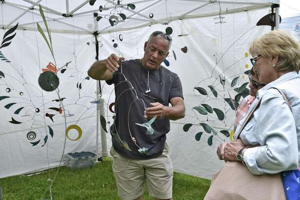 """Art at Ives"" returns to Ives Concert Park in Danbury, June 1 and 2."