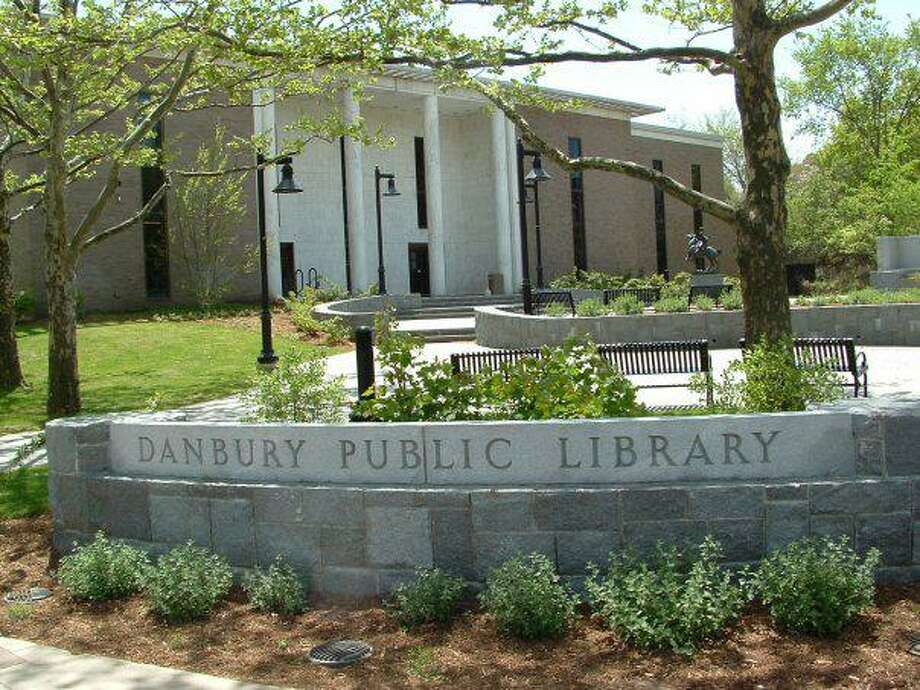 The Danbury Public Library at 170 Main St. Photo: Danbury Library / Facebook