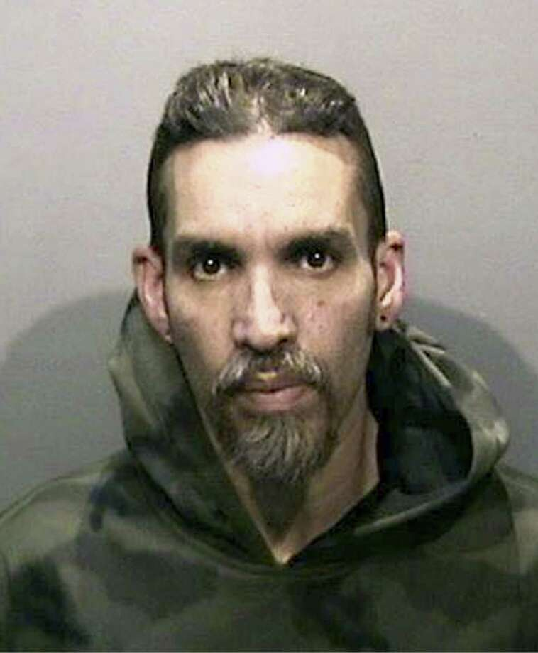 Derick Almena faces 36 counts of involuntary manslaughter related to the 2016 Ghost Ship fire in Oakland. Photo: Alameda County Sheriff's Office / ONLINE_YES