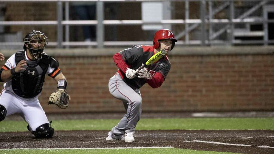 Wallingford's Jack Gethings leads Fairfield into the MAAC tournament. Gethings has set Fairfield records for hits in a season and a career. Photo: Fairfield University / Contributed Photo / Stamford Advocate Contributed