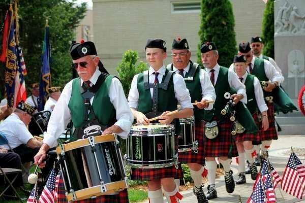 This is a scene from last year's Memorial Day Parade in downtown Bad Axe. (Tribune File Photo)