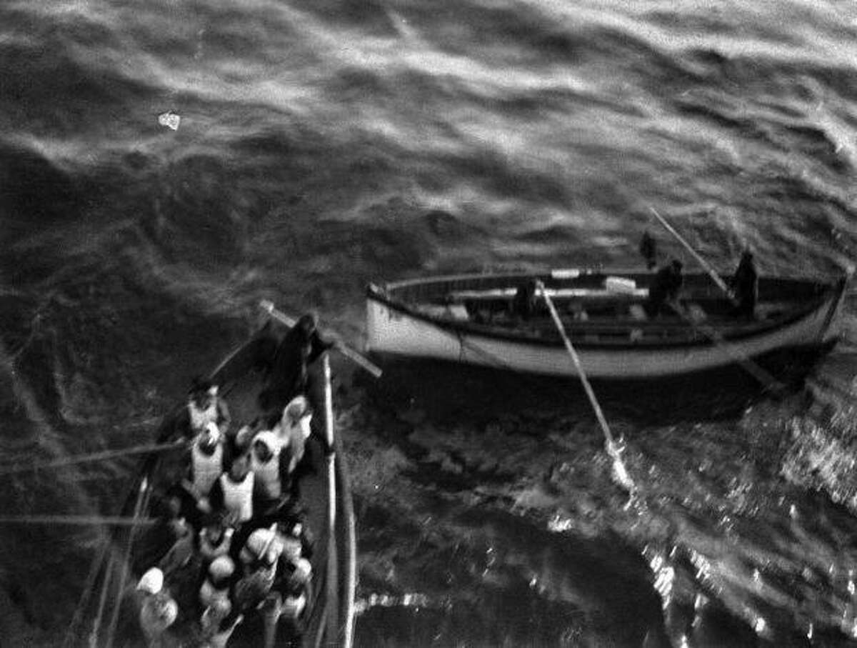 Archive photos of the Titanic from the New York Times