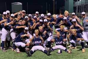 The Lamar baseball team earned a 10-5, 11-5 sweep of Memorial in the Region III-6A quarterfinals May 16-17 at Strake Jesuit. The Texans advanced to the regional semifinals for the first time in eight years.