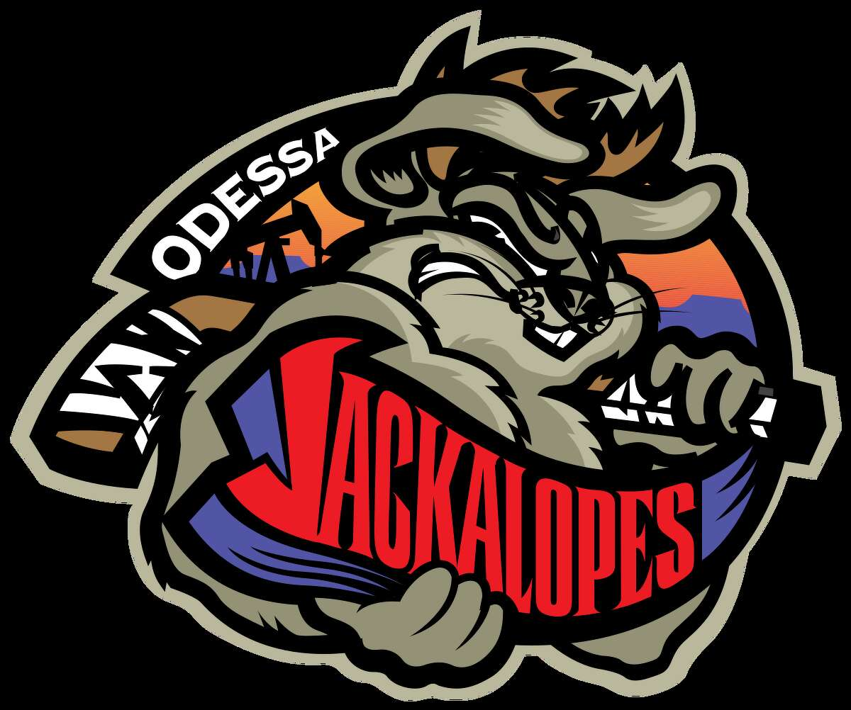 Odessa Jackalopes logo