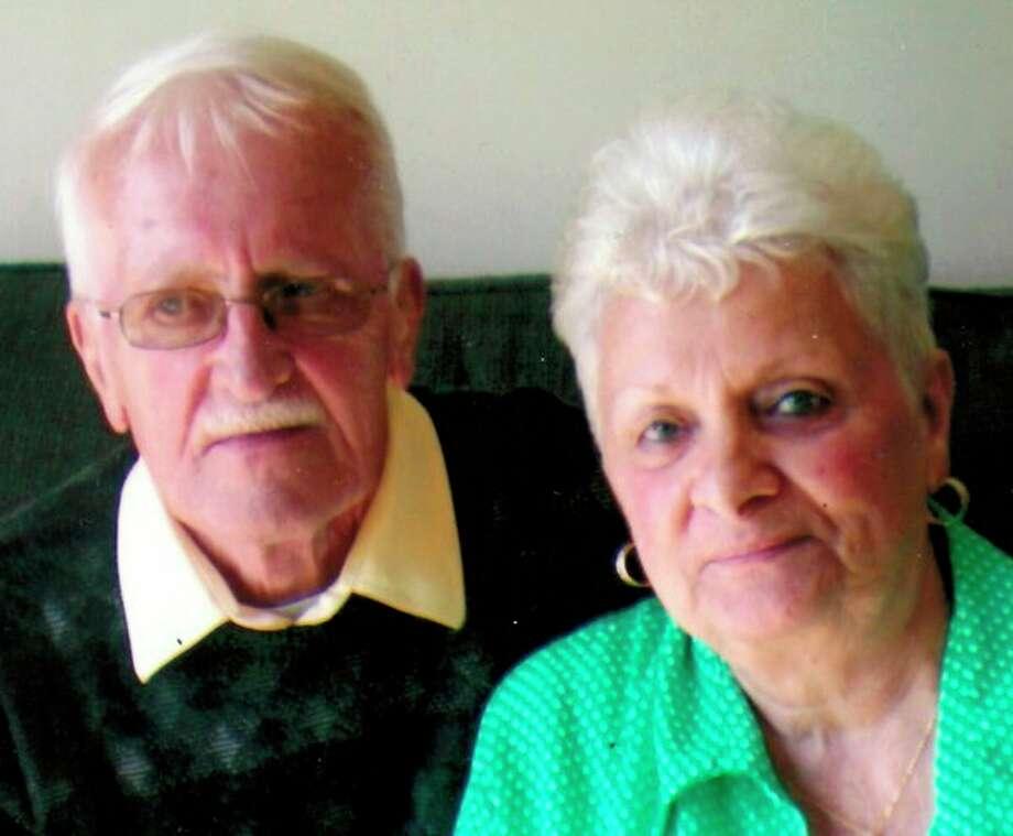 James and Joyce Hughes