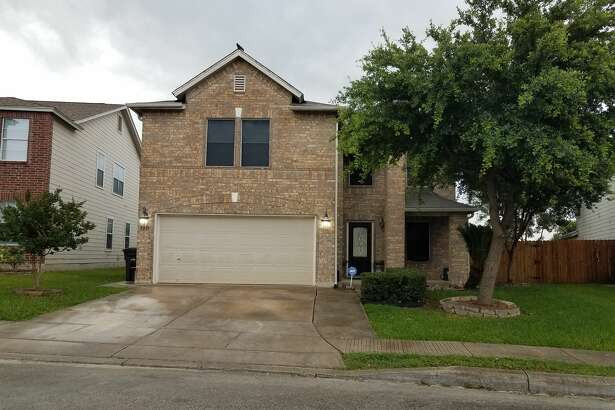 Federal agents conducted a raid Tuesday, May 21, 2019, in the 9200 block of Blind Lane in San Antonio.