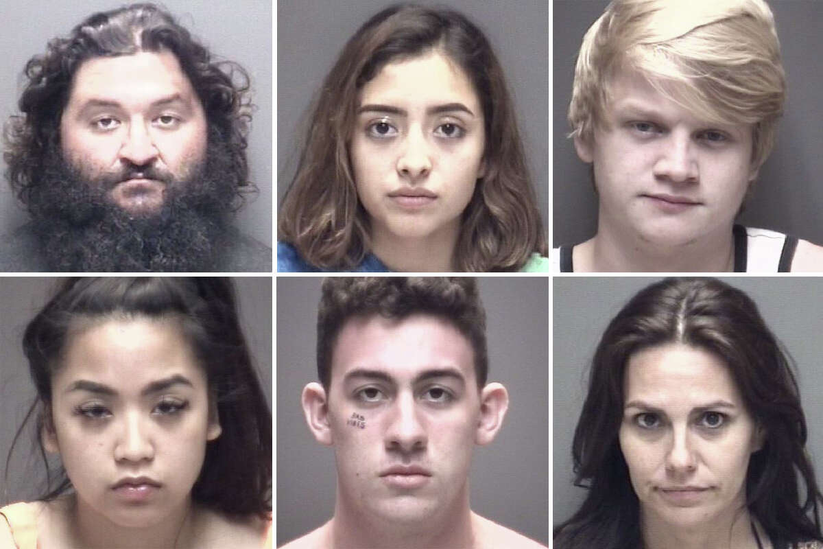 """>> Click through the following gallery to see photos of people arrested during Galveston's """"Go Topless"""" weekend."""