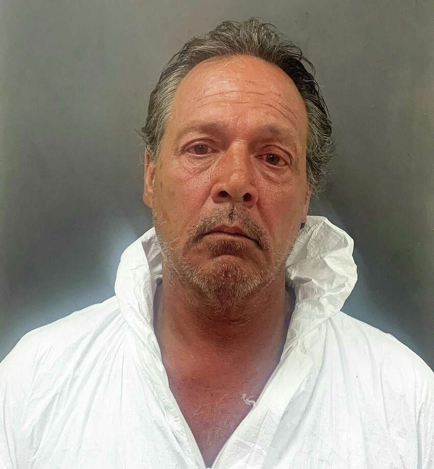 Police charged a Milford man with first-degree manslaughter after he allegedly killed an acquaintance during a fight at their Anderson Avenue address on Sunday, May 20, 2019. Ricky Garcia, 57, was being held in lieu of $250,000 bond to be arraigned Tuesday in the death of 49-year-old Christopher Peckham. Photo: Milford Police Department Photo