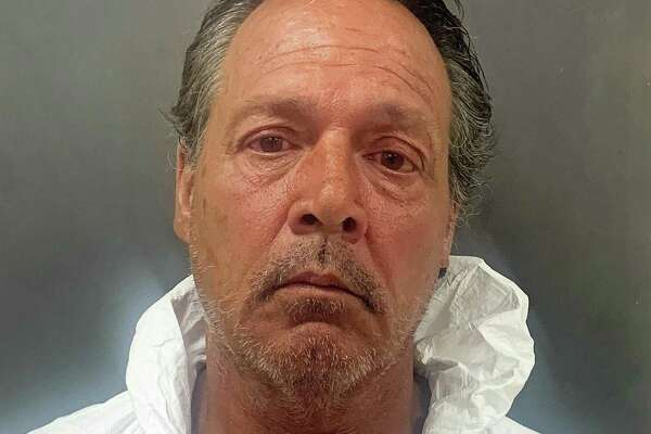 Police charged a Milford man with first-degree manslaughter after he allegedly killed an acquaintance during a fight at their Anderson Avenue address on Sunday, May 20, 2019. Ricky Garcia, 57, was being held in lieu of $250,000 bond to be arraigned Tuesday in the death of 49-year-old Christopher Peckham.