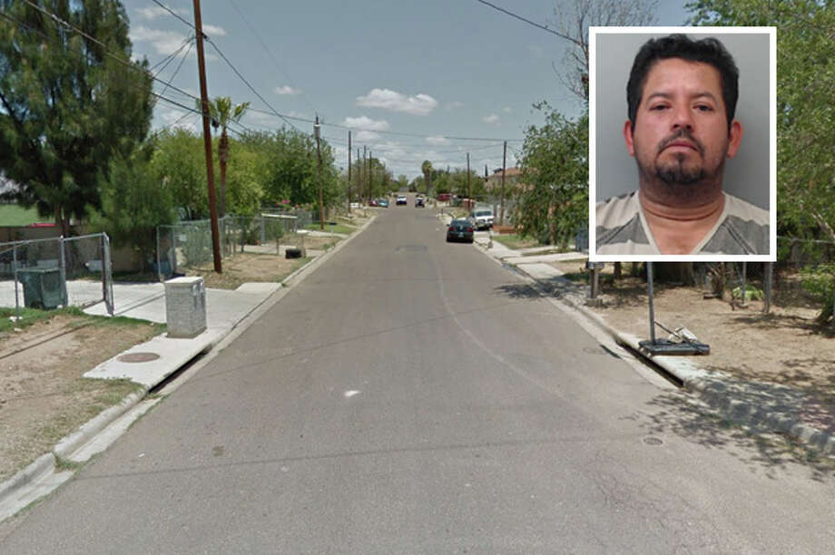 Miguel Martinez, 44, was charged with assault, family violence. Photo: Google Maps/Street View