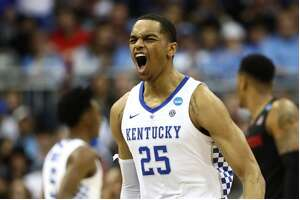 Kentucky's P.J. Washington could be an option for the Spurs in the first round of the 2019 NBA draft.