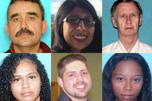 Click through the slideshow to see the 23 missing persons who were last seen in Houston >>>