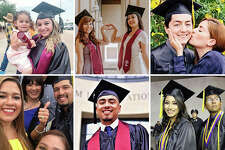 Laredo College and TAMIU graduates took to social media to celebrate the completion of their college career.