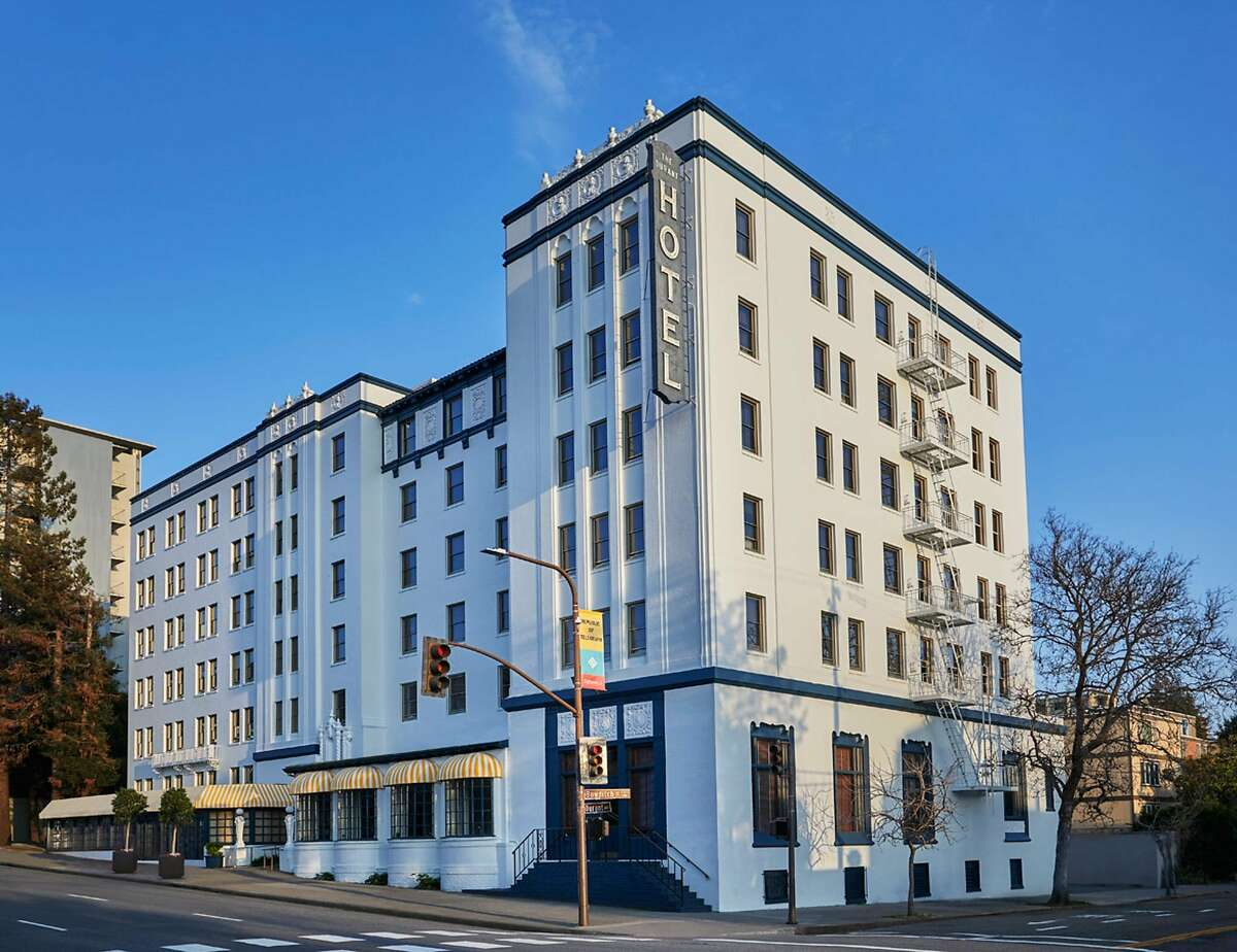 The Graduate Berkeley is found in the historically renovated Hotel Durant building, 2600 Durant Ave.