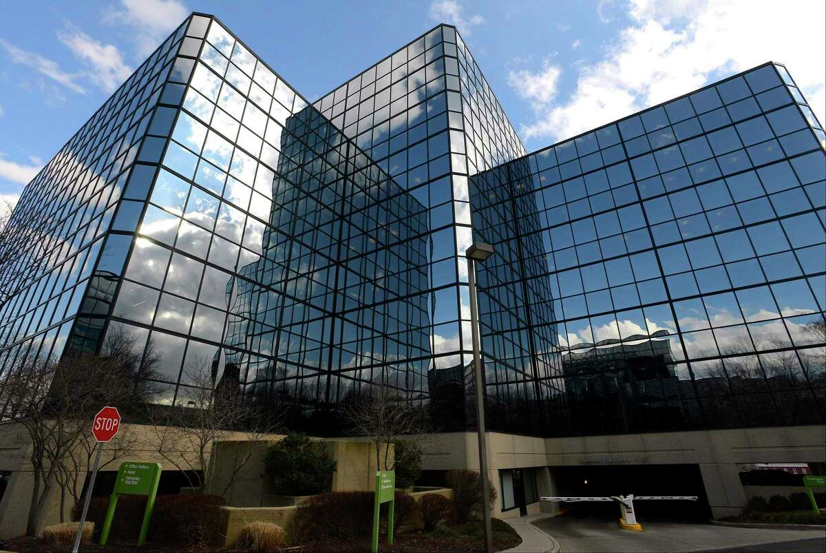 Crane Co.'s main offices are located at 100 First Stamford Place in Stamford, Conn.