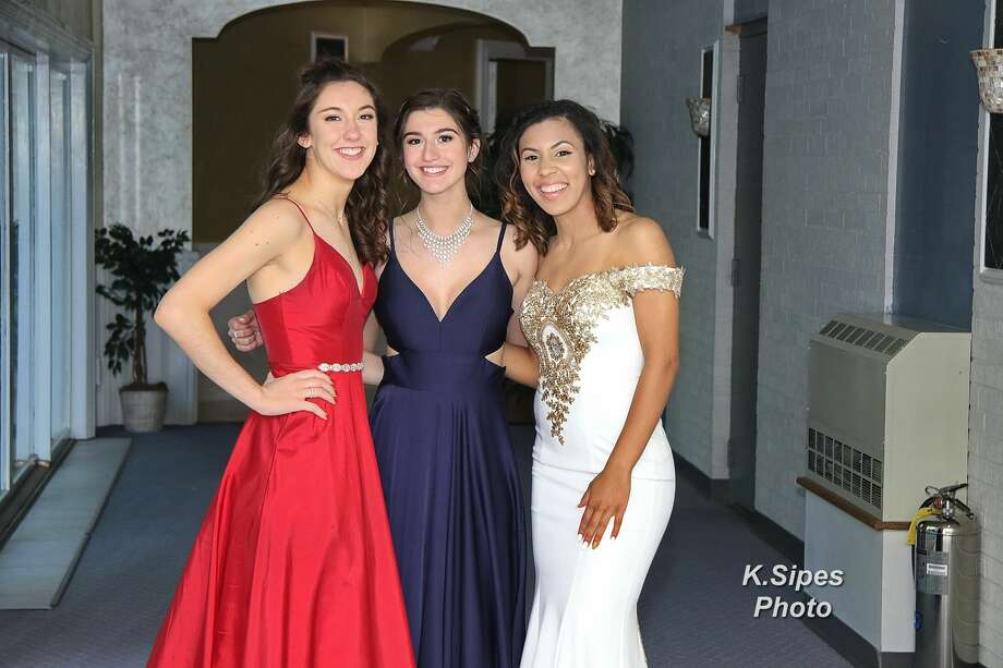 Cromwell High School held its prom at La Mirage in North Haven on May 18, 2019. Were you SEEN? Photo: K. Sipes