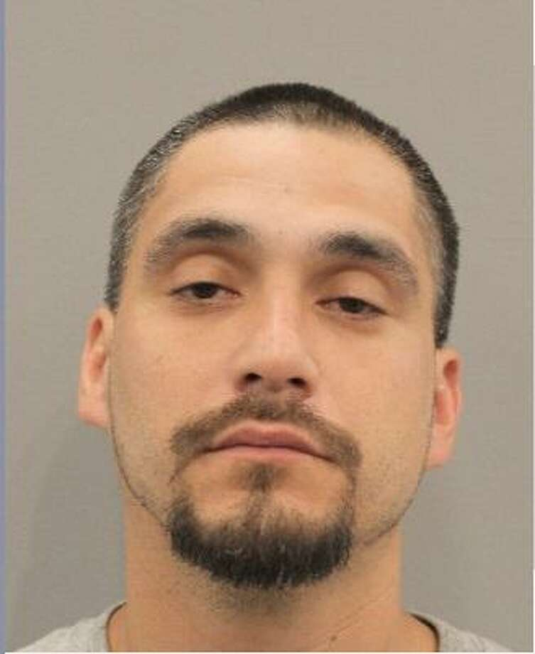 Raul Carreon, 39, has been charged with robbery and burglary of a habitation with intent to commit a theft in connection with an incident in the 1000 block of Chamboard on May 9, 2019. Photo: Harris County Precinct 1 Constable's Office