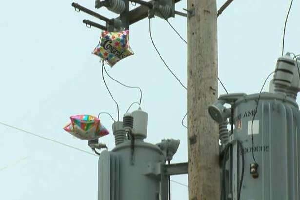 Mylar balloons pose a series of threats to power lines, Ameren Illinois encourages people using them during celebrations to keep them tethered and use caution to prevent the balloons from landing in power lines.