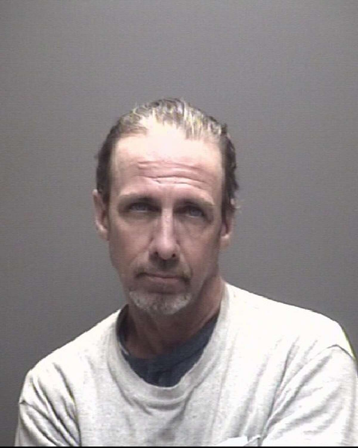 Todd Keahey was arrested on a third or more charge of DWI.