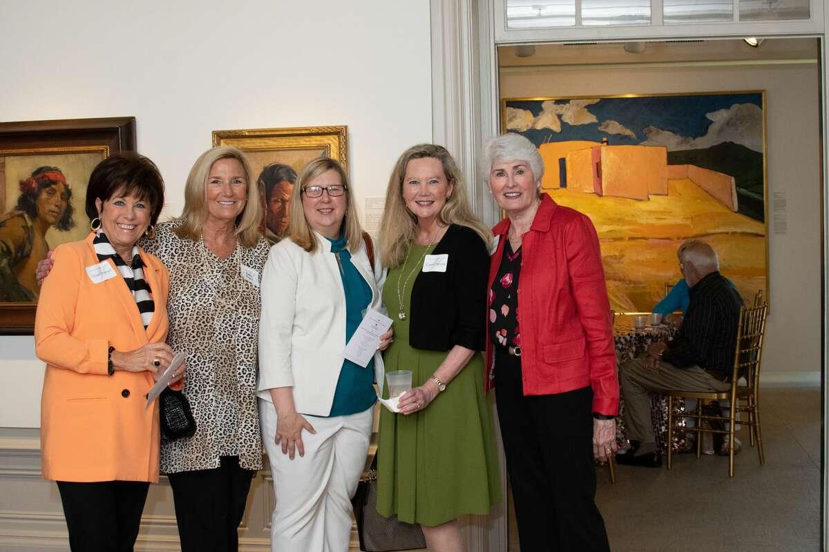 L-R: Robin Thomas, Nancy Meyers, Nancy Pannell, Luann Thornton, Sharla Hotchkiss