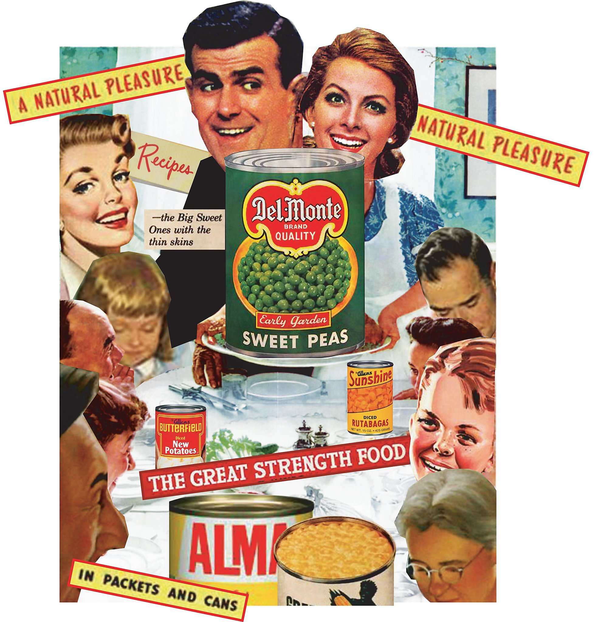 When canned foods created an American