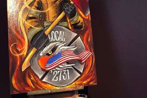 A conceptual logo for Local 2731, a beer the Southern Star Brewing Companyis dedicating to the Conroe Professional Firefighters Association.