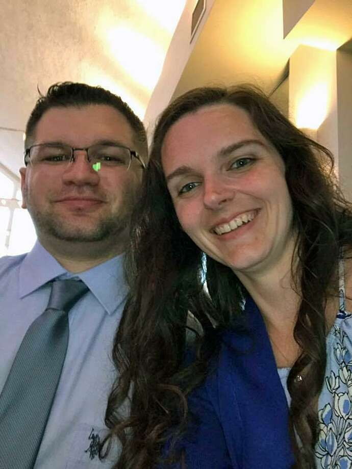 Heather Lynne Bazyk and Nicholas Joseph Marks are planning for an October 2019 wedding. Photo: Contributed Photo
