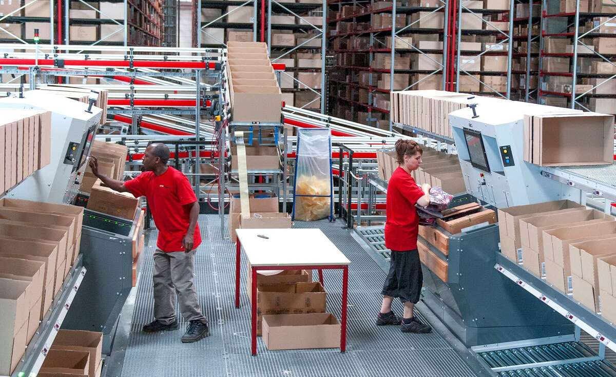 XPO Logistics employs about 50,000 in the U.S.