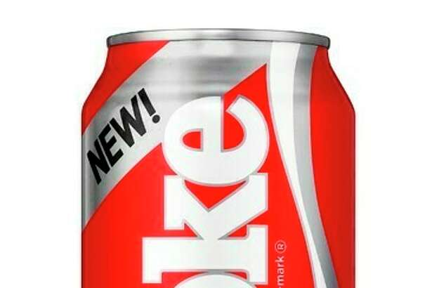 This undated photo provided by Coca-Cola shows a can of New Coke, which was originally launched in the summer of 1985. New Coke is making a comeback as part of Coca-Cola's partnership with the Netflix drama ?Stranger Things.? The companies announced the venture on Tuesday, May 21, 2019. Season 3 of ?Stranger Things? will be set in the summer of 1985. (Coca-Cola via AP)