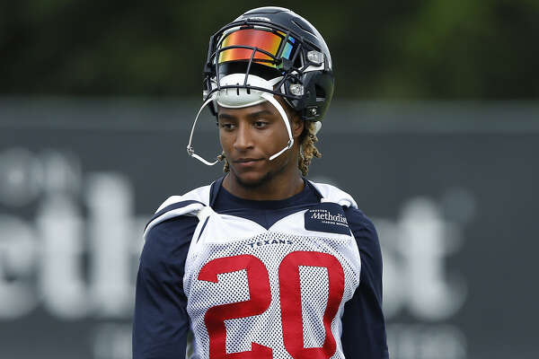 Texans safety Justin Reid said he's found a comfort level entering his second NFL season without being complacent.